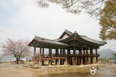 Cheongpung Cultural Heritage Complex in Jecheon, Chungcheongbuk-do